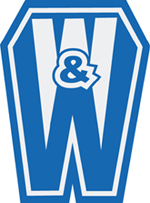 Blade Sharpening -  W&W Logo
